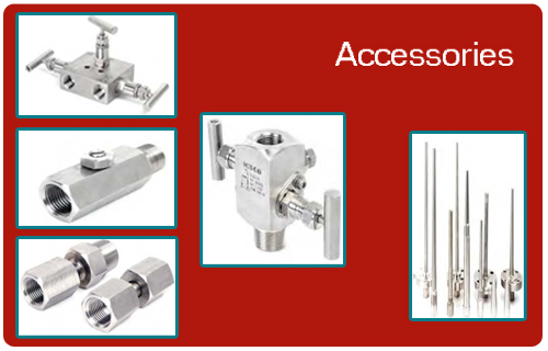 Hisco Measurement Accessories