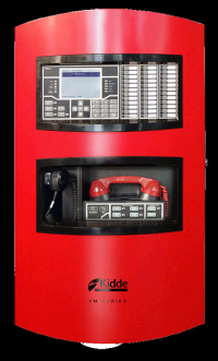 Kidde fire alarm control panel model vm 1r
